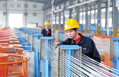武汉杨泗港长江大桥主缆索股首件验收顺利完成