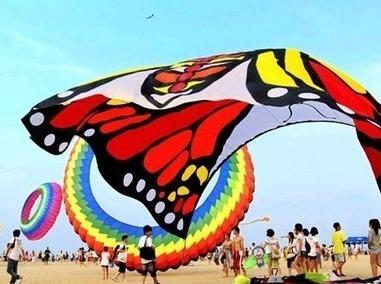 可苗培训中心第二届创意DIY风筝节