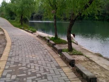 4月30日假期徒步兴安绿道
