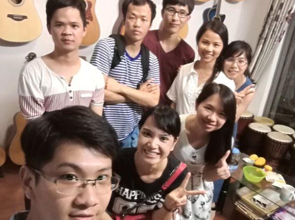 二六音乐俱乐部-(暑假乐器小组课)