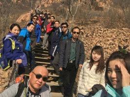 鹫峰穿越阳台山