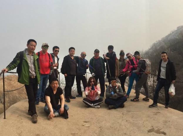 凤凰岭三层铁塔神秘线路穿越白虎涧