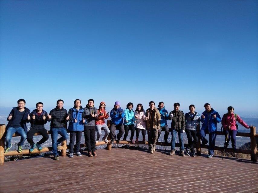 阳台山穿越凤凰岭跨三界