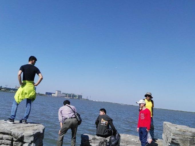 2月23日 惠南东地铁站到临港大道徒步