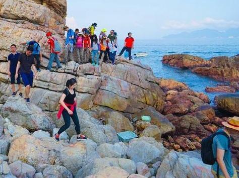 11月5日东西冲穿越 赏海景一天