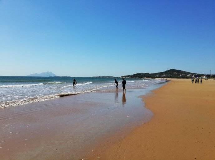 5月20日(周日)珠海银沙滩海岸线穿越