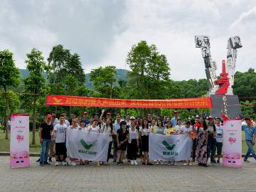 5月13日深圳公益母亲节感恩公益行