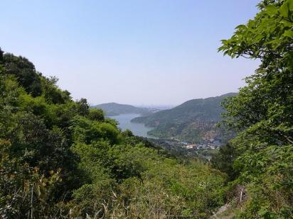 九龙湖环线徒步