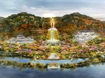 尼山圣境、圣水湖、孔子庙一日游
