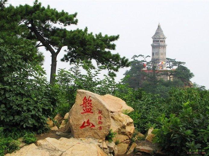 盘山+天津市区大巴车纯玩两日游