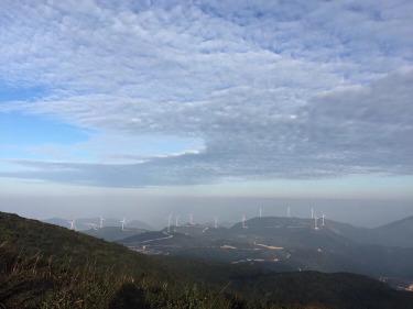 新年登高,八怪谷-云顶