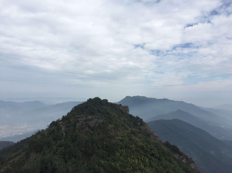 双龙潭-天竺山,徒步、摘杨梅