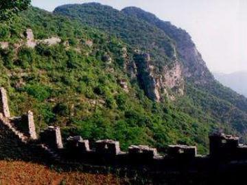 11月11日:八峰嶂寨~大清炮台~雪花洞
