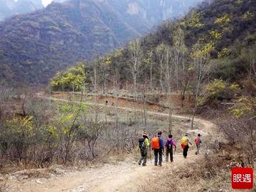 12月9号活动:徒步香椿沟~观音堂~定逯
