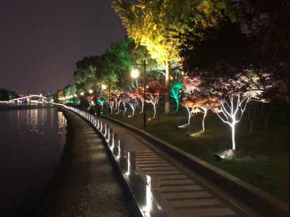 6.27周三晚徒步护城河<br>徒城|第116
