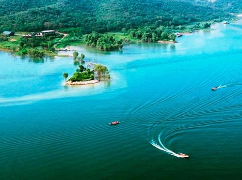 【端午】D3一起去北方小桂林畅游易水湖
