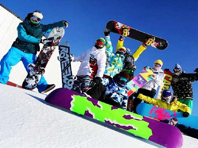【滑雪】云佛全天滑雪活动,特价0元起