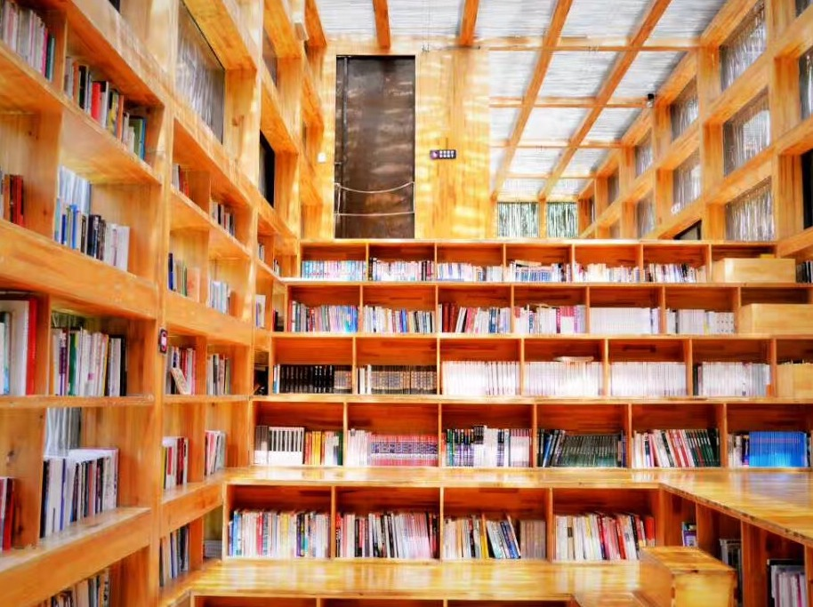 【6.2】全球最美篱苑书屋,山水栈道漫步