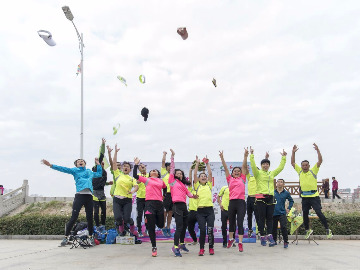 高州悦跑团2018第二期例跑活动