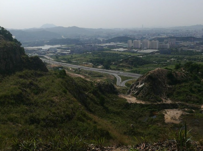 12月8日-将军山穿越白石山休闲徒步