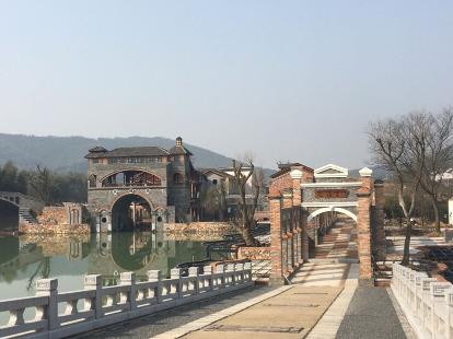 3月5日,星期天自驾宜兴红汕坞一日游