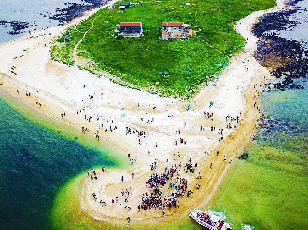7.21~22日探秘最后的无人岛桑岛