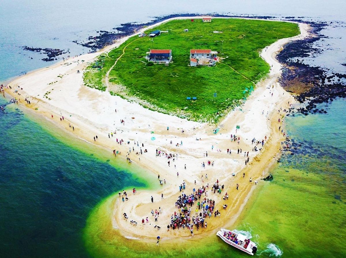 8.18~19日探秘山东最后的无人岛桑岛