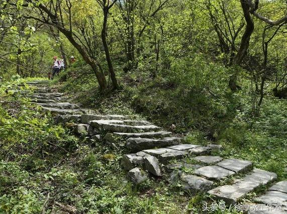 4月22日小团队安吉半岭古道