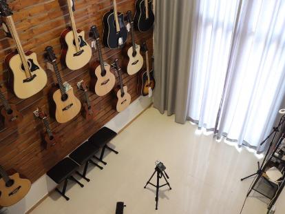 免费吉他体验课