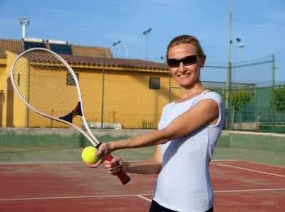 真正的网球王子等你来挑战