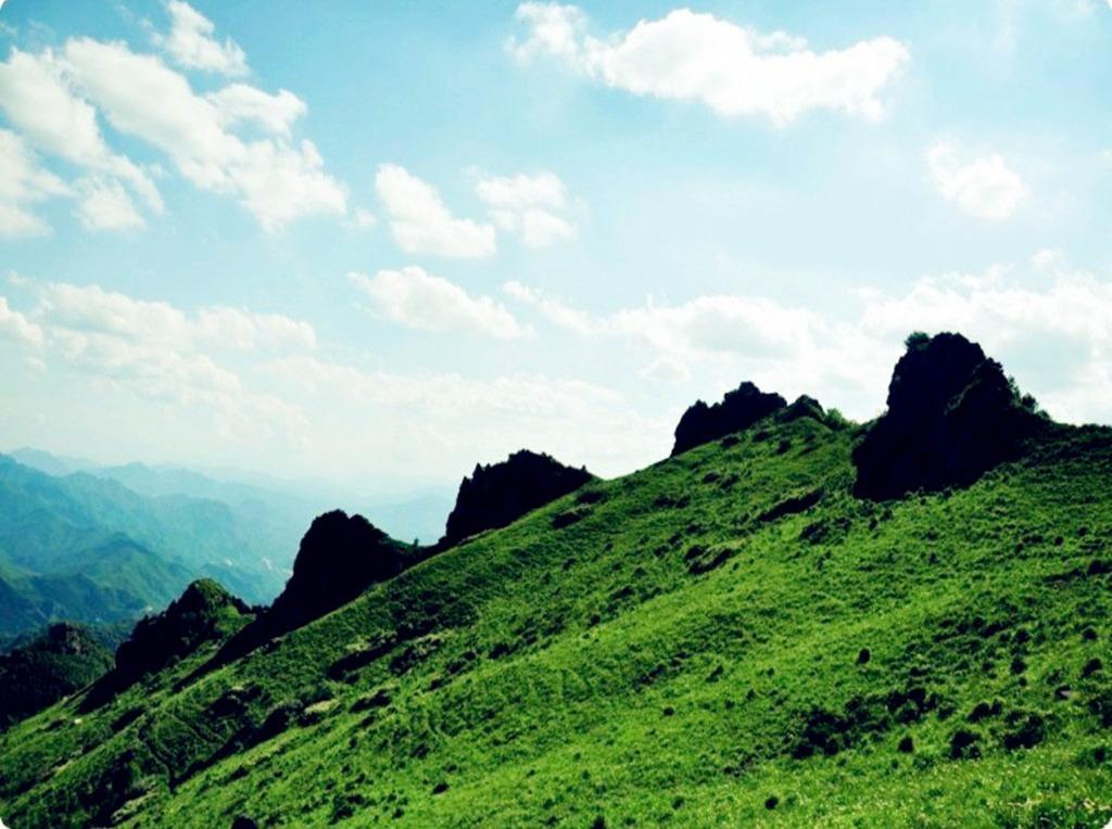 周六东灵山-挑战北京2303米高峰