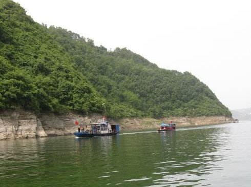 8月26日游瀛湖一日
