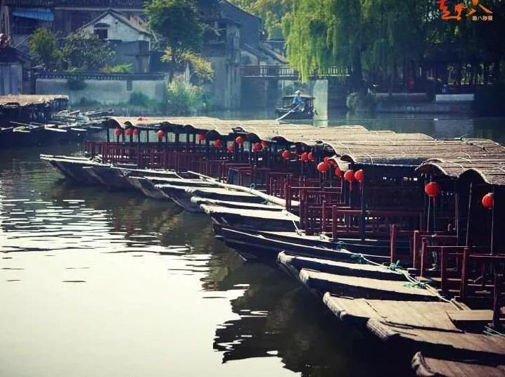 乌镇-上海-苏州-杭州六日游,1680元