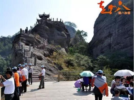【周八】冠豸山-长汀古城,美景美食两日游