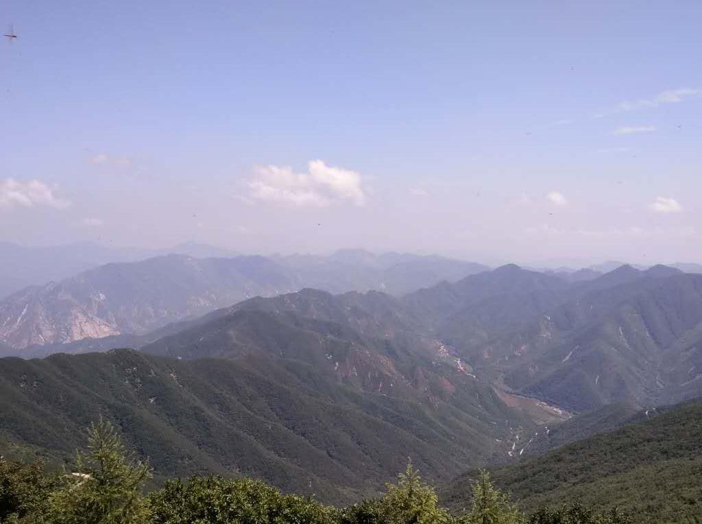 青少年户外训练1021天女山徒步登山1天