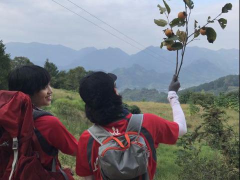 11月4-5日铁匠山/清凉峰/螺丝湾二日