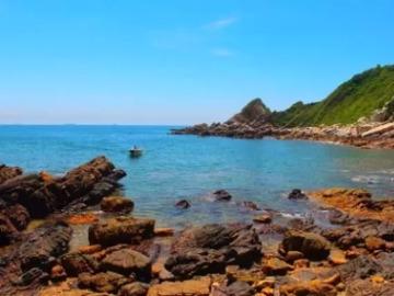 4月1日周日 中国最美海岸线东西冲穿越