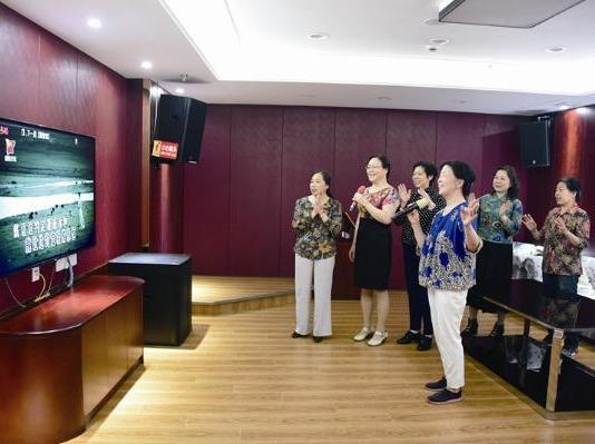 淮北中年人音乐爱好者定期聚会