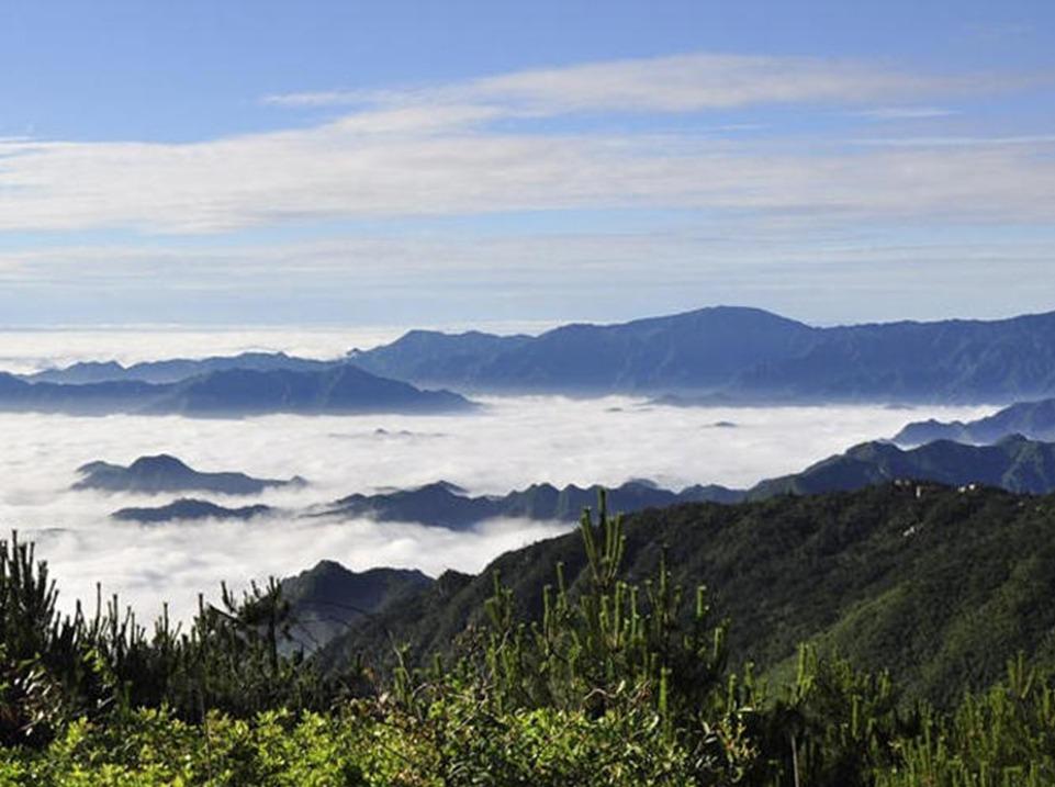 莫干山徒步   赏泉观竹海,邂逅最美的她