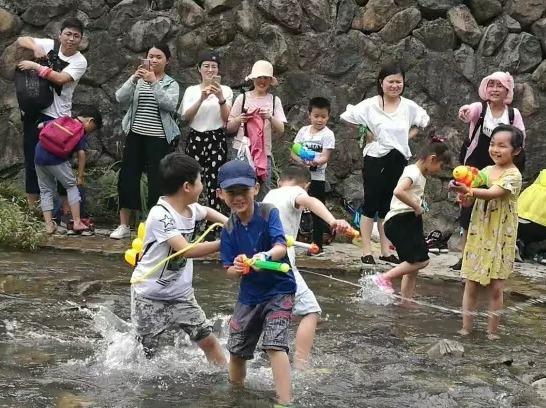 7月2日玩水乐嗨天,体验田园慢生活一日游