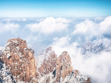 新年首批特价活动—冬季黄山