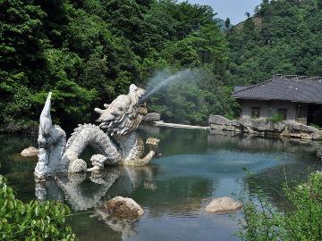 8月13日徒步穿越午潮山-白龙潭爬山活动