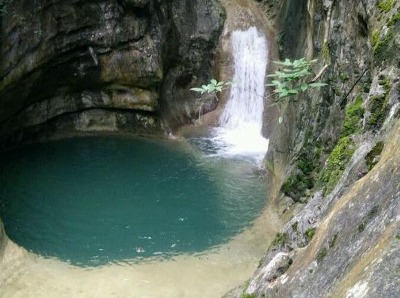 8月12日 周六自驾杭溪峡谷溯溪、玩水
