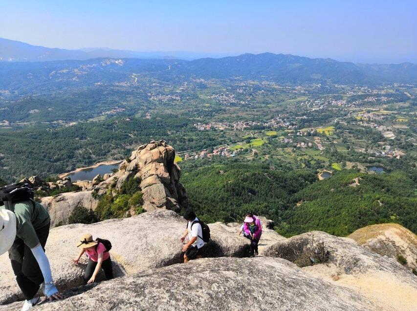 11月24号(周日)大顶山户外攀爬1日游