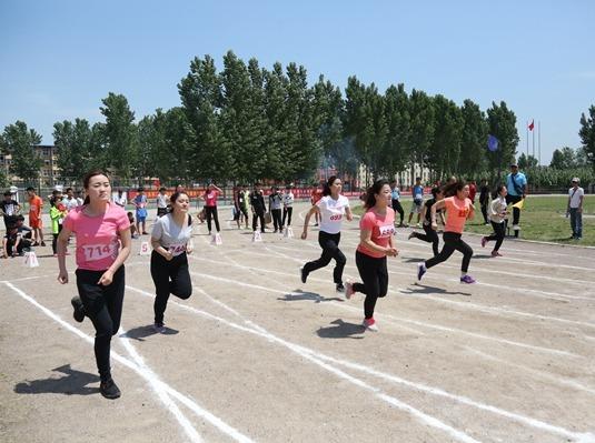 全民一起来运动健身
