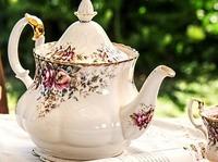 时尚英式下午茶,享受静谧小时光