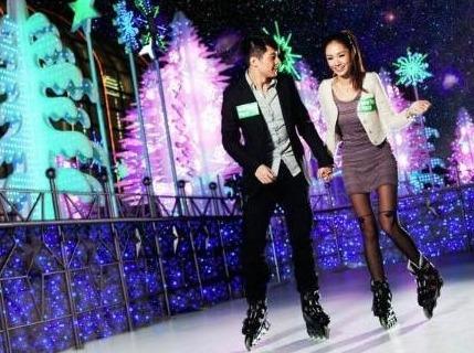 滑冰丨在冬天邂逅,和TA说你好!