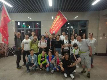 5/25周五夜徒护城河、賞夜景活動