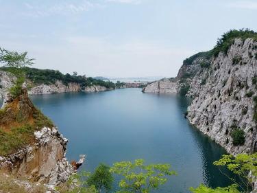 西山九寨沟趣味之美十漁洋山休闲徒步游