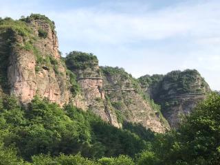 """9.15""""浙东张家界""""狮子岩—通天饭甑"""